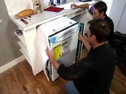 Установка посудомоечной машины в Мурманске
